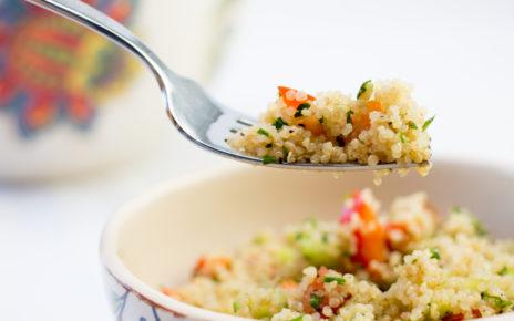 is quinoa keto