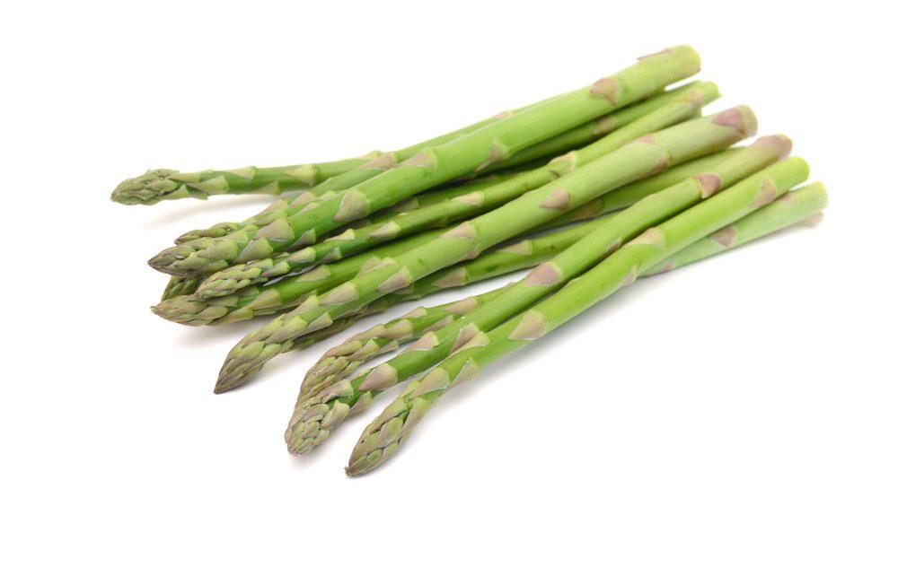 asparagus keto